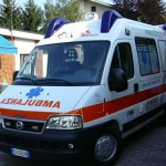 Ambulanza piccola