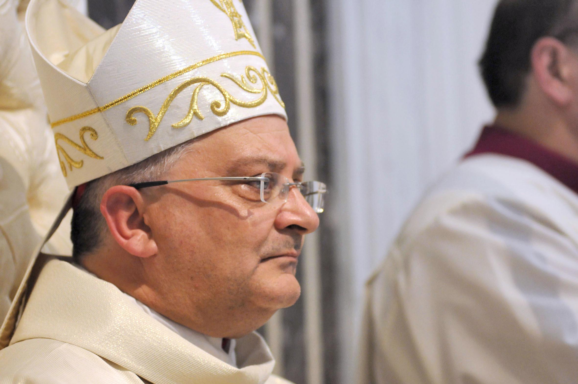 Tre giorni di grandissimo impegno per il Vescovo Monsignor Giuseppe Giudice di Nocera Inferiore che sarà occupato per l'intera comunità diocesana. - Mons-Giuseppe-Giudice