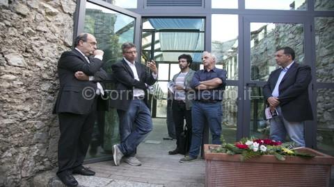 Carmine Pignata, Simone Bozzato, Carlos Solito, Andrea pistolesi, Italo Lullo