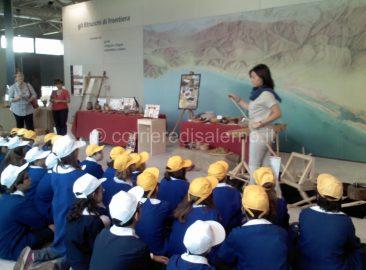 alunni in visita al Museo