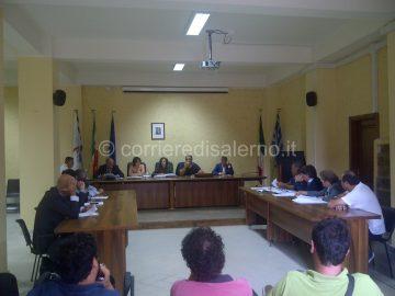consiglio comunale Albanella 1