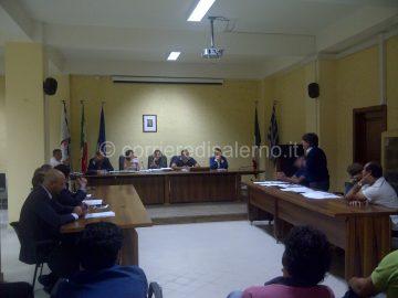 consiglio comunale Albanella 2