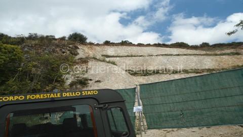 29 Buccino sequestro cava Serrone