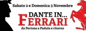 Dante in Ferrari