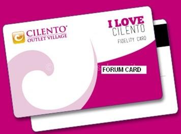 Forum card