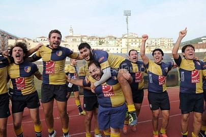 arechi rugby esultanza 2