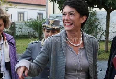 Daniela Nugnes, assessore all'agricoltura