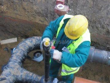 Lavori metano