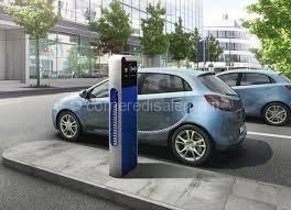 colonnine di ricarica veicoli elettrici