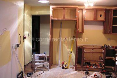 Rinnovare la cucina in modo facile e veloce corriere di salerno corriere di salerno - Verniciare i mobili della cucina ...
