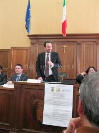 L'avvocato Pasquale D'Aiuto