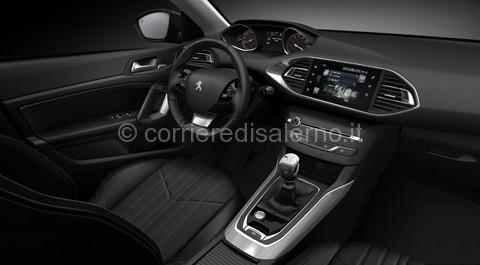 Nuova Peugeot 308 3