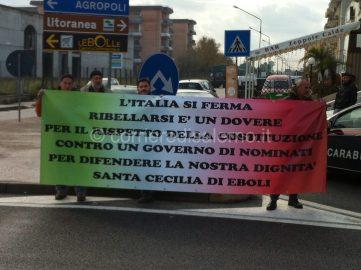Protesta 09 dicembre