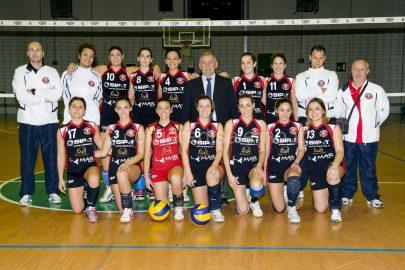 squadra volley baronissi