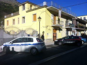 suicidio Castel San Giorgio