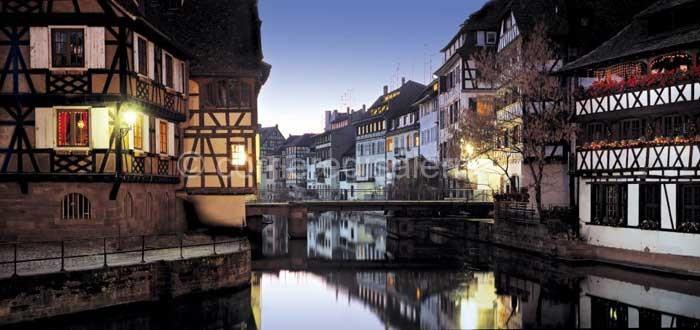 Strasburgo i luoghi da scoprire tra arte e natura for Alsace carrelage strasbourg