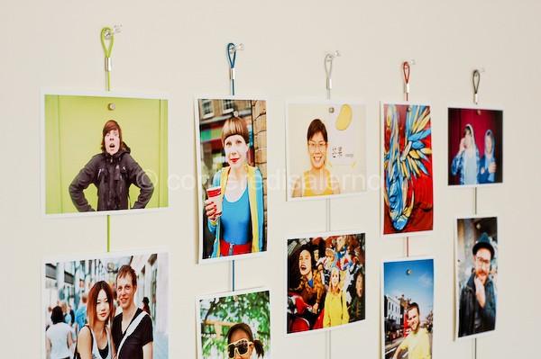 Cinque idee per arredare con le fotografie corriere di for Arredare con fotografie