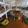 foto panoramica Museo Lamborghini 06-02-2014
