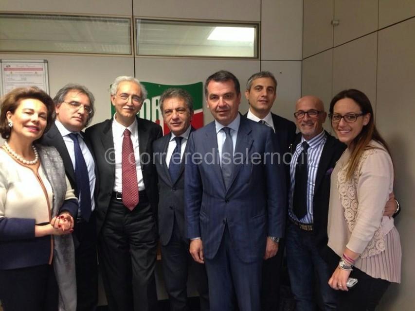 GIOVANNI BALDI ADERISCE A FORZA ITALIA-2