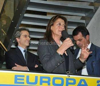 MARZIA FERRAIOLI EUROPEE FORZA ITALIA