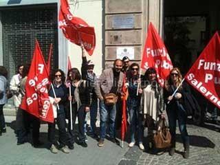 Presidio_CGIL_Salerno_vs_AIOP