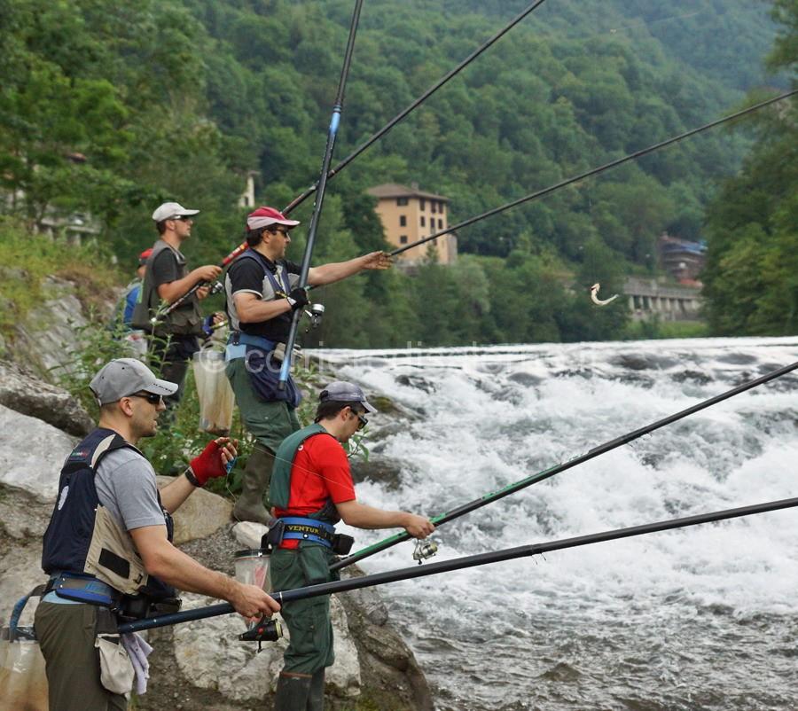 Pesca Alla Trota Campionato Italiano Pesca Alla