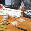Soldi droga e oggetti sequestrati