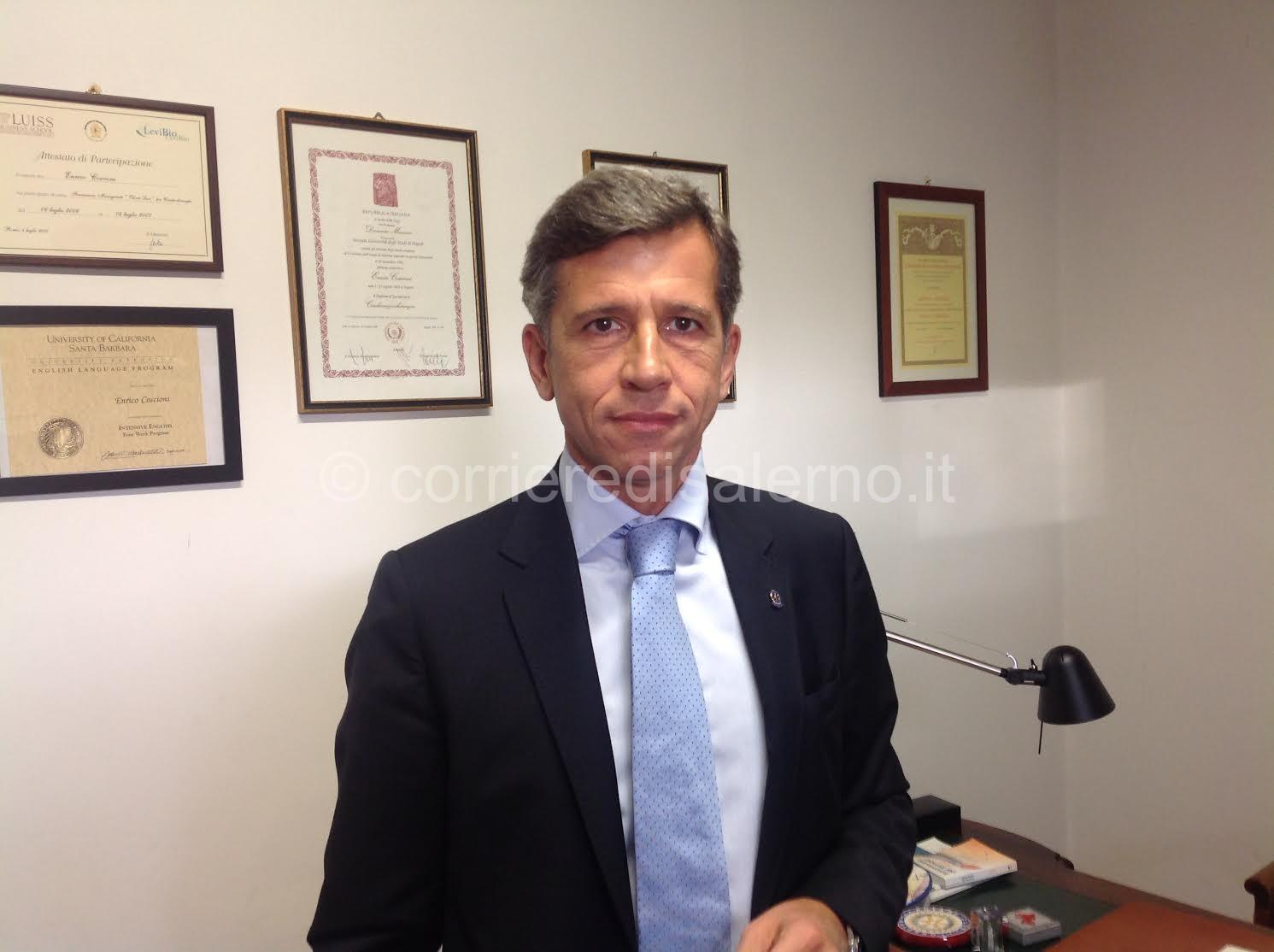 Regione Campania, indagato Coscioni: è il consigliere alla Sanità di De Luca